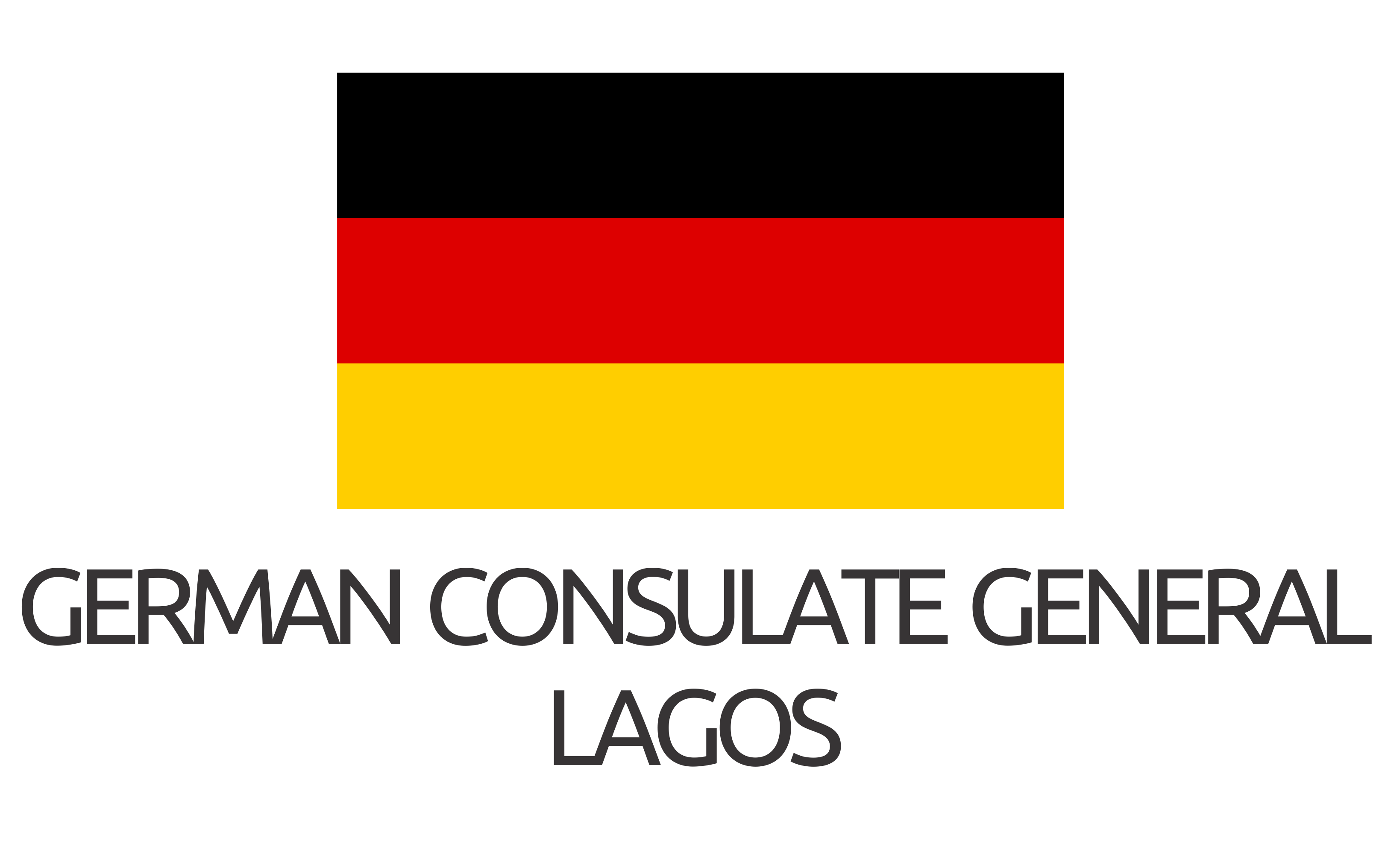 GERMAN CONSULATE GENERAL LAGOS